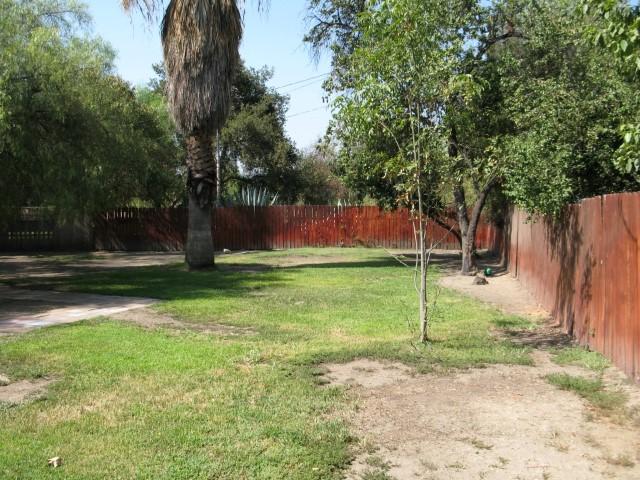 Red Preschool, Back Yard
