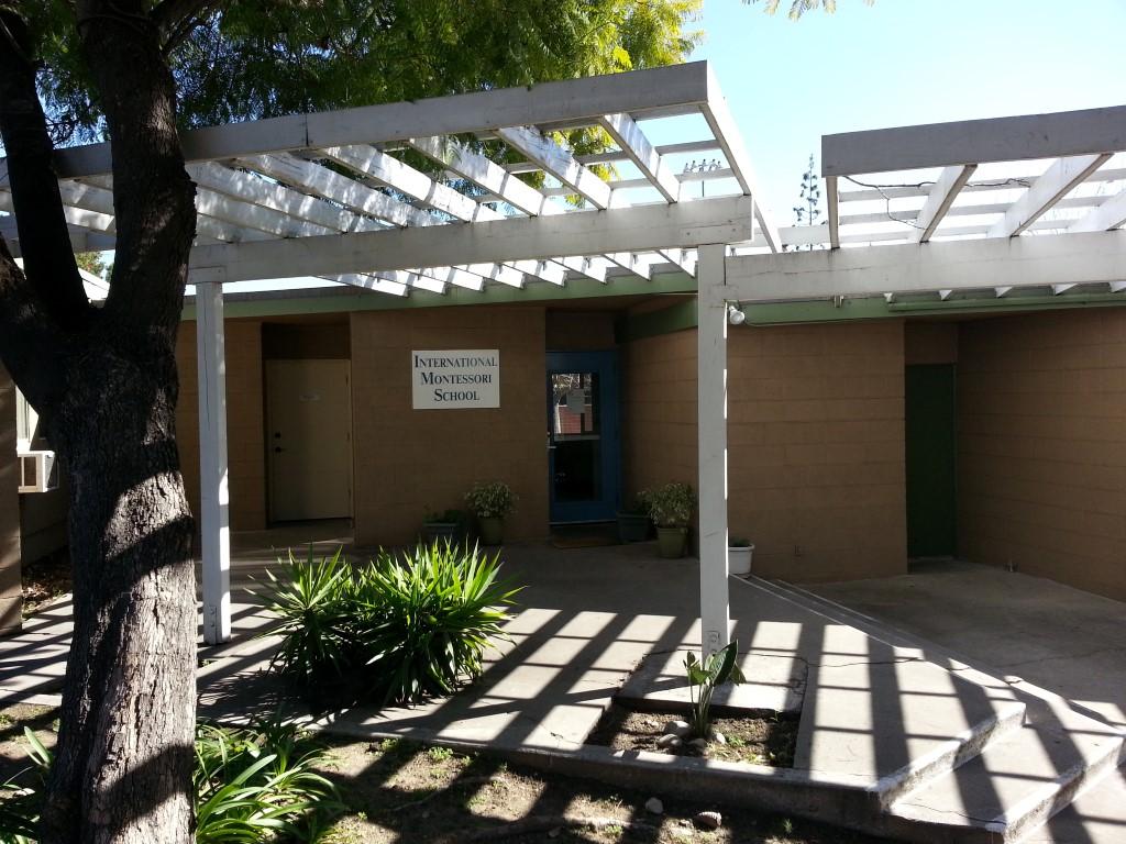 Montclair Elementary & Adolecent School - Front
