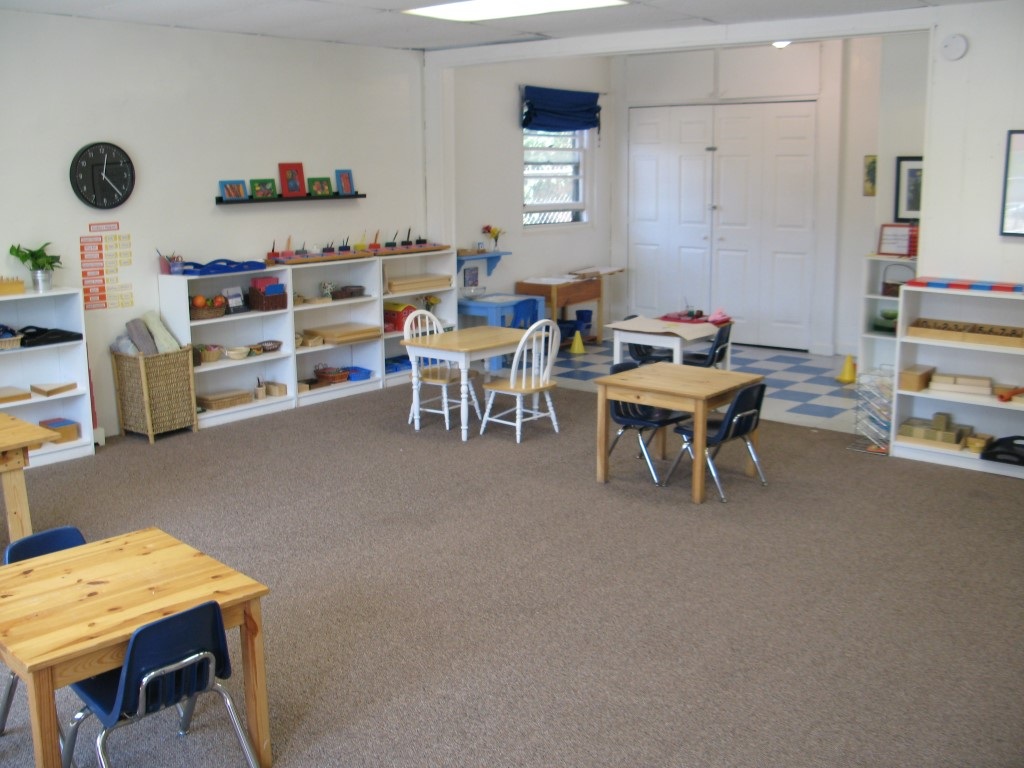 Yellow Preschool - Classroom